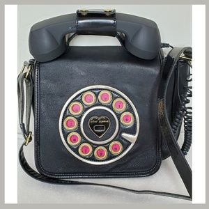 🎀Betsey Johnson Phone Crossbody Purse